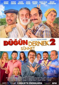 Düğün Dernek 2: Sünnet (Türkcə)