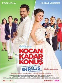 Kocan Kadar Konus: Dirilis (Türkcə)