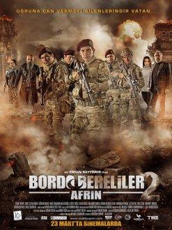 Bordo Bereliler Afrin (Az Sub)