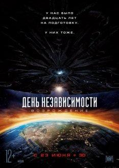 Müstəqillik Günü 2: Dirçəliş IMAX
