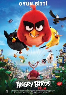 The Angry Birds Movie (Türkcə)