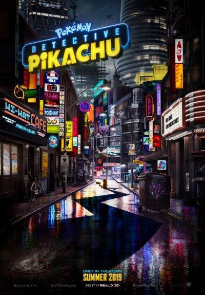 Pokemon: Xəfiyyə Pikaçu