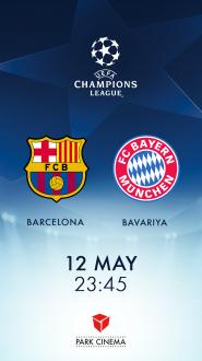 Barcelona - Bayern