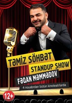 Stand up: Təmiz söhbət