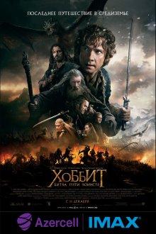 Hobbit: Beş ordunun döyüşü İMAX