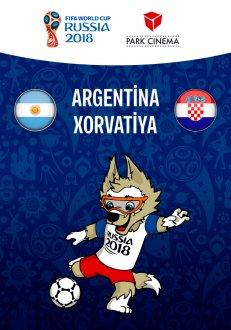 Argentina - Xorvatiya