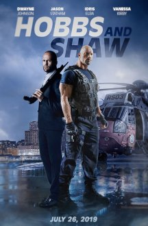 Fast  Furious Presents Hobbs  Shaw