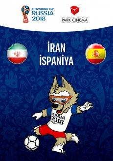 İran - İspaniya