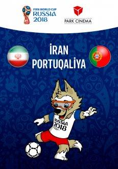 İran - Portuqaliya