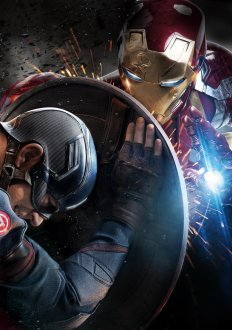 Первый Мститель: Противостояние IMAX