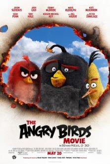 Angry Birds kinoda (Az Sub)